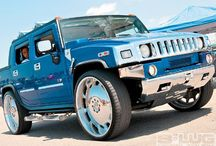 HUMMERS / by JLS