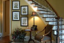 Entryways and hallways / by Judy Henriques-Evans