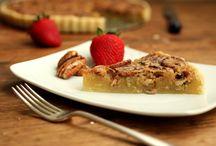 Dessert deliciousness / by Korita Steverson