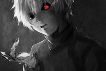 Tokyo ghoul / Only pictures of Tokyo Ghoul