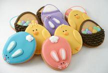Easter Sugar Cookies Ideas