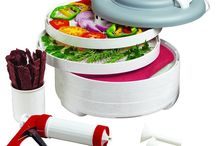 Déshydrateurs d'aliments / Idéal pour préparer de délicieuses collations sans gras!