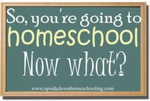 Homeschool / by Katie Geeson