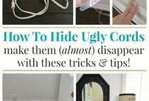Hide Electrical Cords