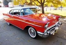 Classic Cars / by Nat Ellena