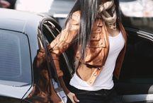 Lather jacket / by Raquel Bernaola