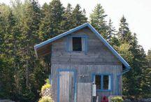 Flytehytte • Floating cabin