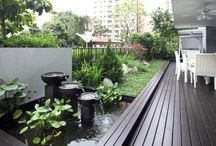 Balcony, Garden and Outdoor Spaces
