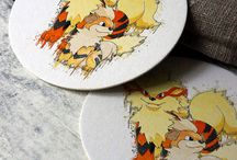 Pokemon Coasters