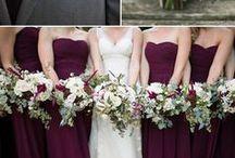 Wedding Color Ideas / Wedding color schema ideas for all seasons.