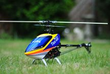 Helicopters / R/C Helicopters