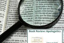 Apologetics Book Reviews