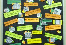School Ideas / by Hannah Nelson