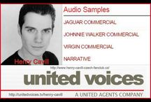 Henry Cavill United voices / Henry Cavill United voices A United Agents Company