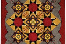 Feathered Star quilts and patterns / Traditional pattern with so many creative versions.