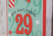 Big number card