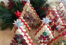Wine Cork Christmas Gifts