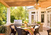 outdoor living / by Kelly