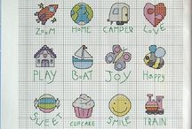 Kids crosstitch