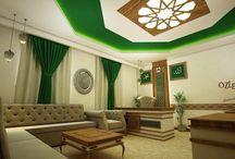Cübbeli hoca tasarım odası