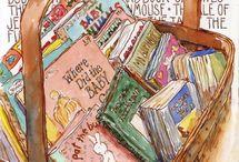 Books for children. / by Sally Komejan