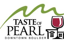 Taste of Pearl / From the heart of America's Foodiest Town: An unforgettable afternoon exploring Boulder's tantalizing culinary arts scene, celebrating Colorado's distinctive wines while strolling through some of Downtown Boulder's most vibrant galleries and retail stores. Find out more at: https://www.boulderdowntown.com/taste-of-pearl