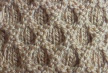 Knitting charts & how to