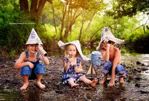 Children's Photography on the River - Country Living