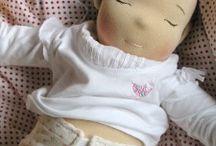 doll making / by Wanda Leach