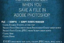 Hustle Tips / Adobe Photoshop TIps; Graphic Design Tutorials