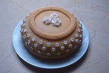 torta / torta díszítés