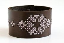 Leather Jewelry / by Mariela Mojica