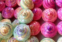Bath bombs by Honeybunch / A collection of bath bombs that we make and sell, handmade in New Zealand of course :)