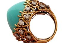 A Study in Turquoise / by Victoria Bassey Jewellery