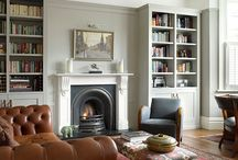 No chimney breast bookcase