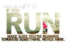 Fitness/Running/Health / by Bridget Tiernan