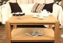 Aston Oak Furniture / Modernised 70's Retro Style Classics