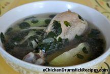 Filipino Food / by Rosemary Mamisay