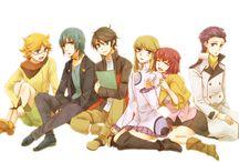 Anime, because I am traaaaaaash