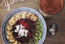 CHOCO - Porridge & Cereals / All kinds of porridge and cereal variations with koawach   Variationen von Porige und Müsli mit koawach