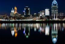 Photographic Downtown Cincy / Photos of the beautiful Queen City, Downtown Cincinnati.  / by Downtown Cincinnati Inc.