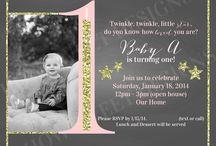Twinkle Twinkle Little Star 1st Birthday Party Ideas