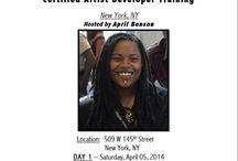 Certified Artist Developer training
