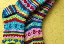 Ponožky.