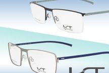 Lightec / Lightweight comfort meets style in these fashionable carbon fiber frames.