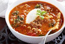 lasagna soup crockpot