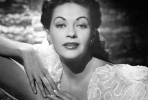 Yvonne De Carlo / (September 1, 1922 – January 8, 2007) was a Canadian-born American actress, dancer, and singer of film, television, and musical theatre, best known for starring as Sephora in Cecil B. DeMille's The Ten Commandments (1956) . Her best remembered role in television is as Lily Munster in the CBS television series The Munsters (1964-1966). / by Kristin Leedy Kessler