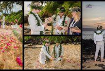 Maui Beach Weddings / Beautiful ideas for your Maui Beach Wedding
