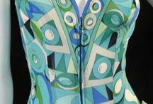 Pucci / Iconic designer Emilio Pucci - I've had the pleasure of owning and selling many of his vintage pieces - he was a true original fashion designer.