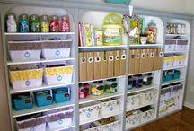 beautiful organized mess